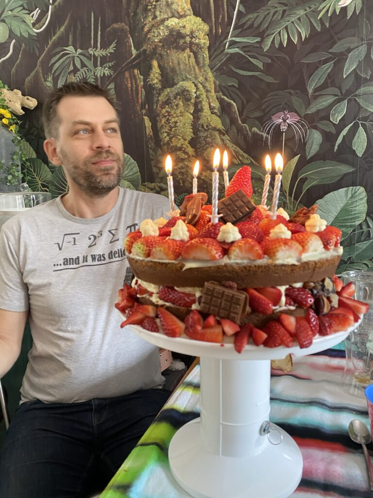 anniversaire confiné surprise
