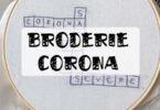 broderie corona