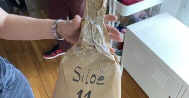 paquet cadeau surprise
