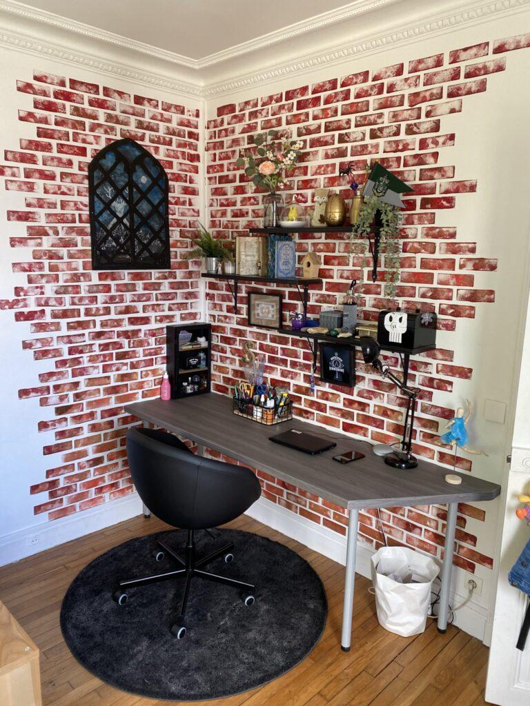 décoration chambre Harry Potter