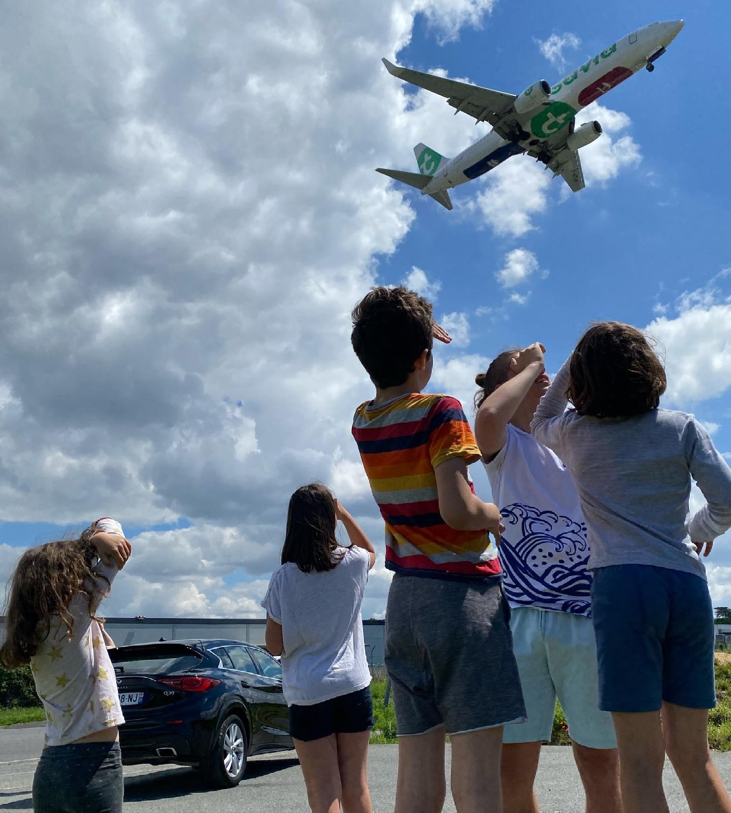 Comment observer les avions d'orly gratuitement ?