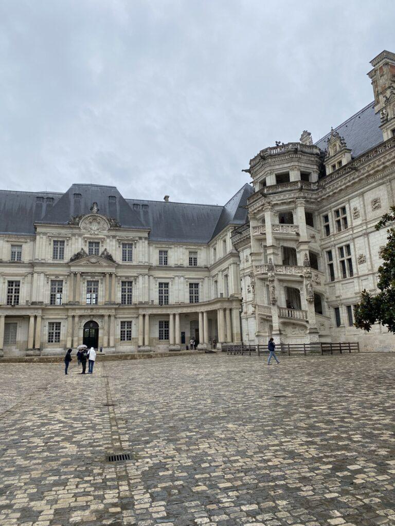 Châteaux de la loire : château de blois