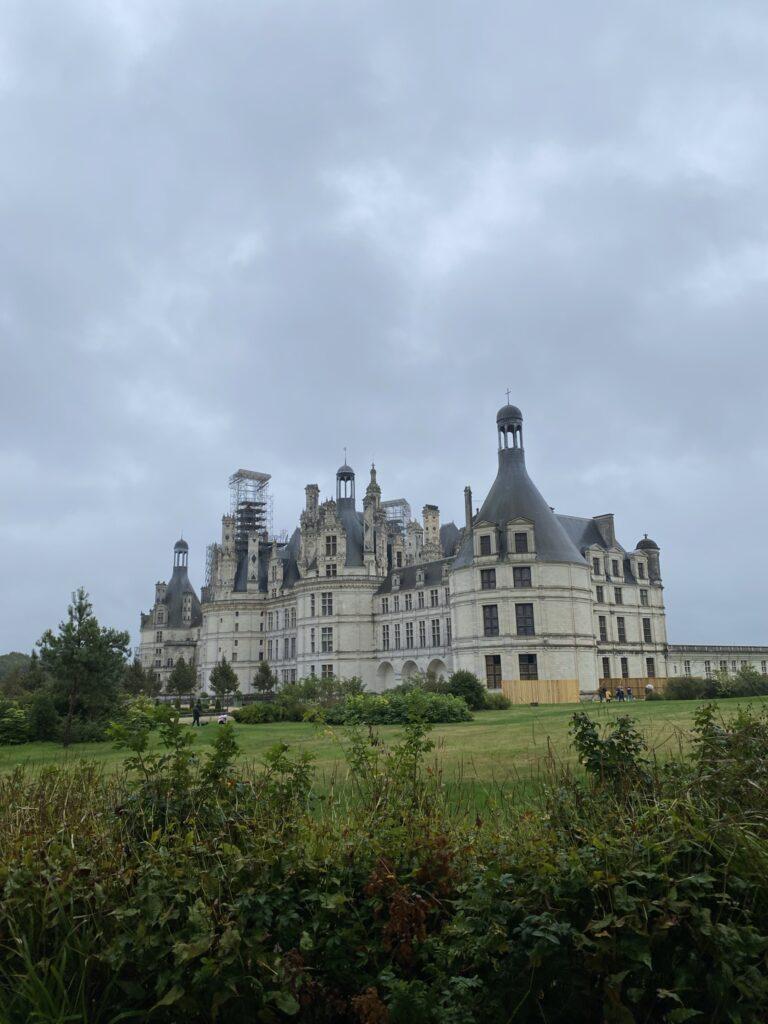 Châteaux de la loire : château de chambord