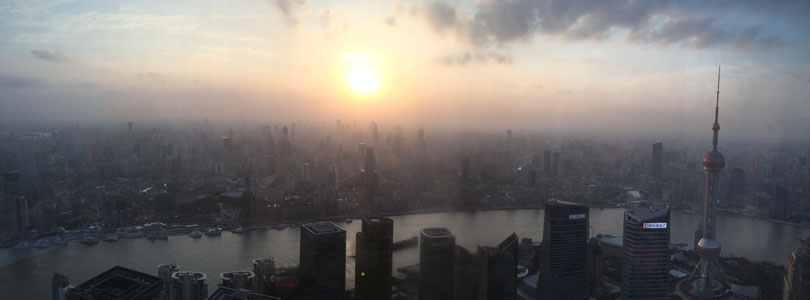 3 jours à Shanghaï entre copines