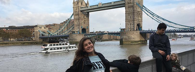 Londres en famille #2