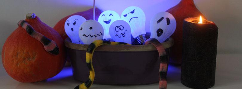 Ampoules fantôme