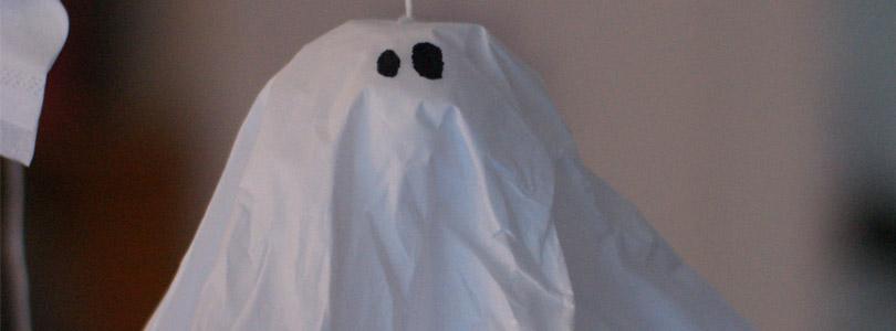 Faire des habits de poup e barbie en ballon baudruche - Fabriquer fantome halloween ...