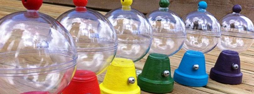 Mini-distributeurs de bublegums