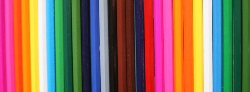 Fabriquer des bijoux en crayon de couleur