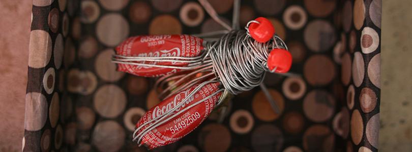 Fabriquer des animaux en fil de fer ciloubidouille - Fabriquer des objets ...