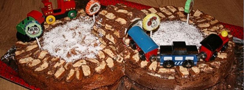 Gâteau circuit