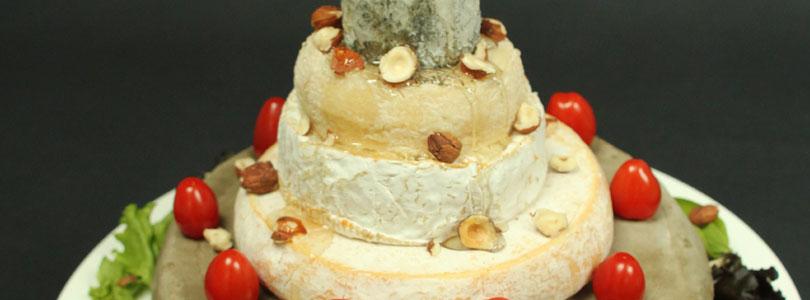 Gâteau de fromages