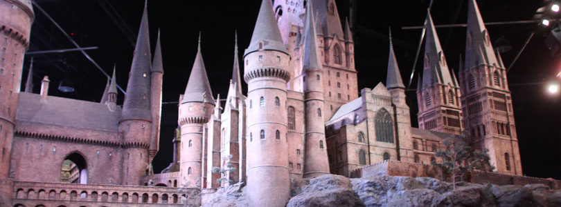 Studio Harry Potter – Londres en famille