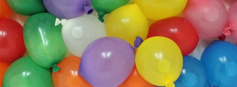 Water birthday party