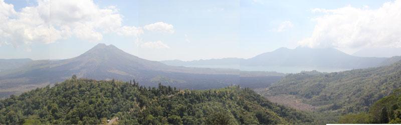 Voyage à Bali – Descente du mont Batur – Kintamani jusqu'à Ubud à vélo #4